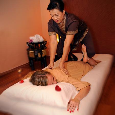 Шиацу массаж