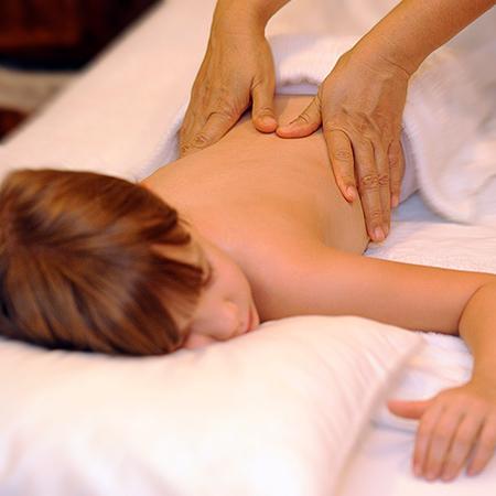 Children Thai massage
